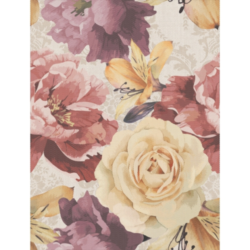 Gobelen Flower бежевый 25х33 см