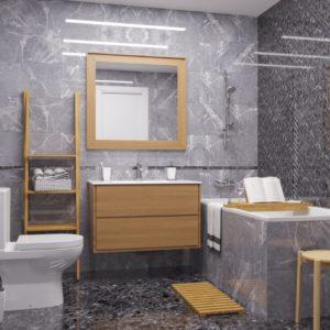 Bathroom 6_Silver River+Terrazzo LR_cam002_render 002