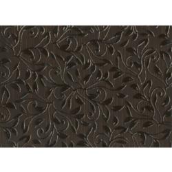 Декор Глория (коричневый)