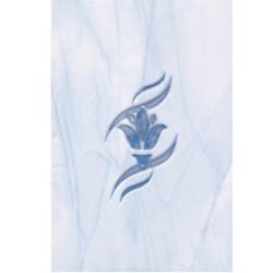 Декор Елена цветок синий
