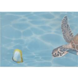 Декор Лазурь морской мир 3