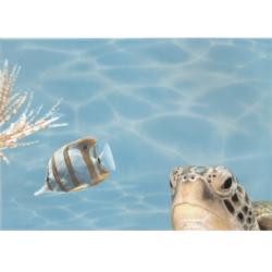 Декор Лазурь морской мир 7