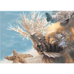 Декор Лазурь морской мир 9