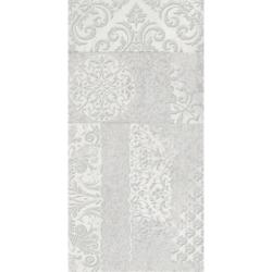 Декор Лофт 1 серый 25х50 см