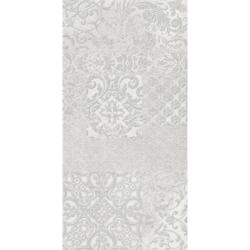 Декор Лофт 2 серый 25х50 см