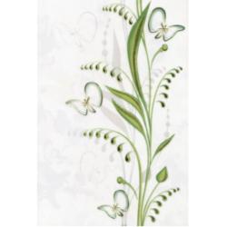 Декор Нарцисс 20х30 см (салатовый)