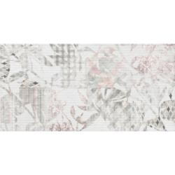 Декор Скарлетт 3 светло-серый 30х60 см