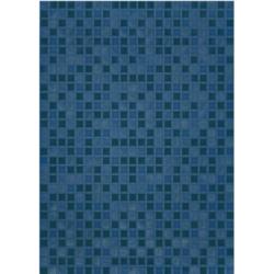 Квадро. Глянцевая плитка для стен 25х35 см (синий)