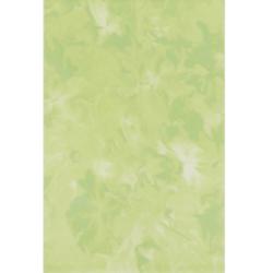 Нарцисс. Гянцевая плитка для стен 20х30 см (салатовы)