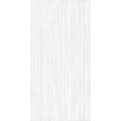 Новус рельефо белый 30х60 см