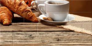 Панно Брик кофе 4