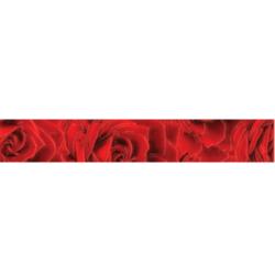 Престиж. Фриз роза красный 35х5.4 см