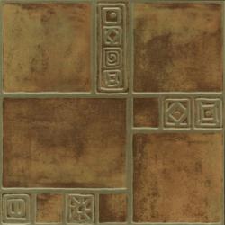 Рамзес G терракотовый 42х42 см