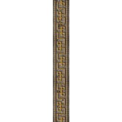 Фриз Измир коричневый 5.4х50 см