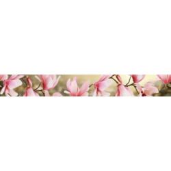 Фриз Мираж серо-розовый 5.4х50 см