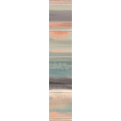 Фриз Новус радуга бирюзовый 9.5х60 см