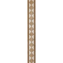 Фриз Флоренция 1 бежевый 5.4х50 см