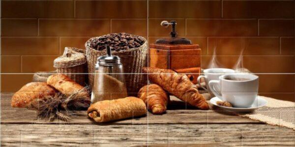 Панно Брик Кофе