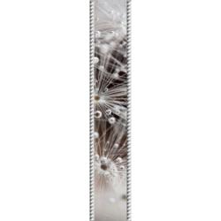 Фриз Джерси белый 9.5х60 см