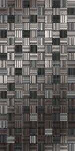 Декор Ночь пиксел черный