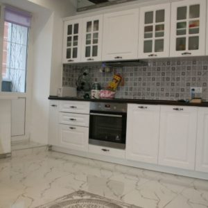 Classic Marble kitchen