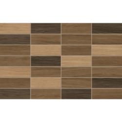Karelia Mosaic коричневый 25х40 см