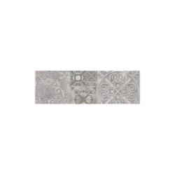 Фриз Амалфи серый 30х9,5 см
