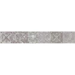 Фриз Амалфи серый 60х9,5 см