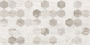 Marmo Milano Hexagon