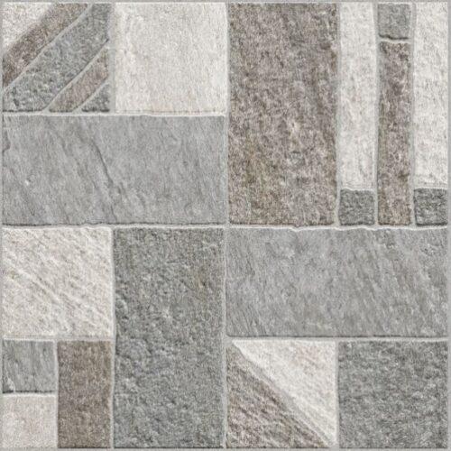 Misto Mattone серый керамогранит 40х40 см